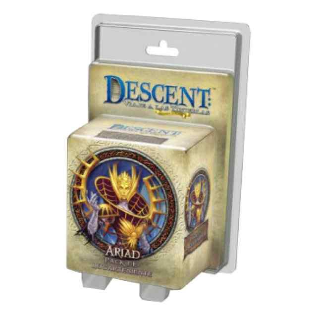 comprar Descent: Lugarteniente Ariad
