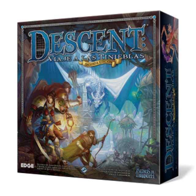 comprar Descent: Viaje a las tinieblas 2Ed