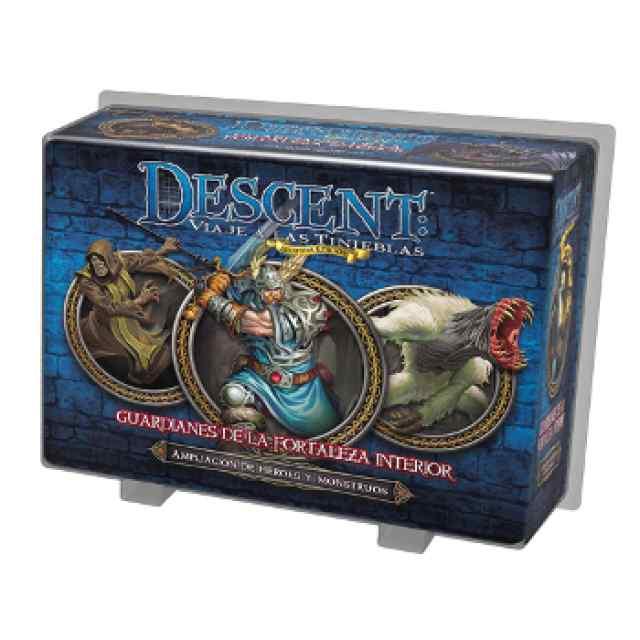 comprar Descent: Guardianes de la Fortaleza Interior