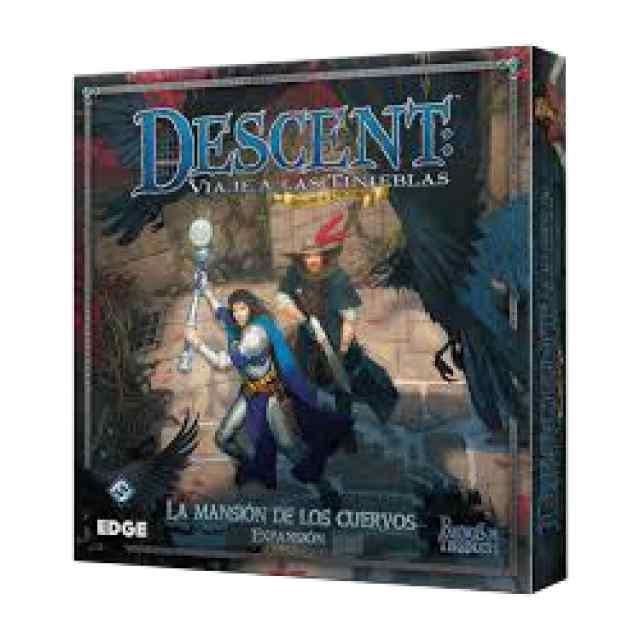 comprar Descent 2: La Mansión de los Cuervos