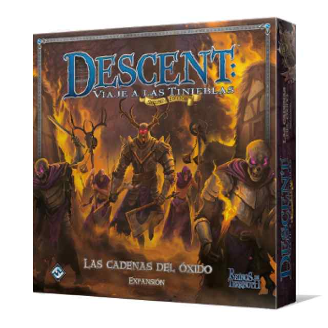 COMPRAR Descent 2: Las Cadenas del Óxido