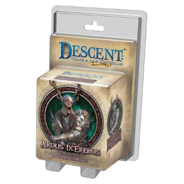 comprar Descent: Lugarteniente Ardus Ix'Erebus