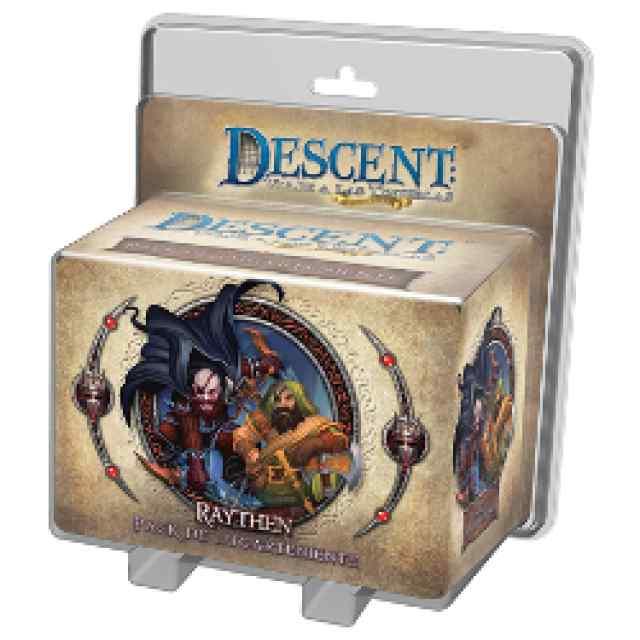 comprar Descent: Lugarteniente Raythen