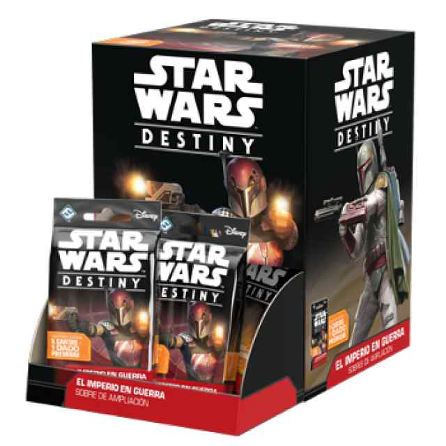 Star Wars: Destiny: El Imperio en Guerra