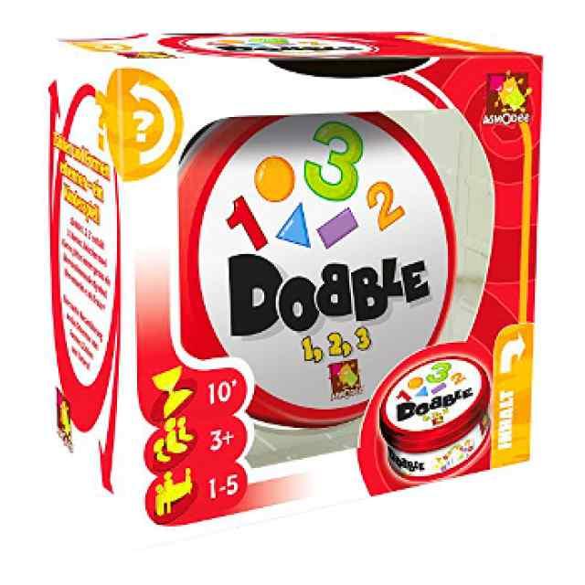 Dobble: Formas y Números