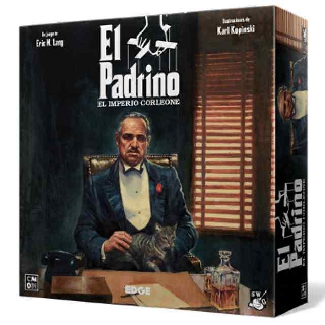 comprar El Padrino juego de mesa