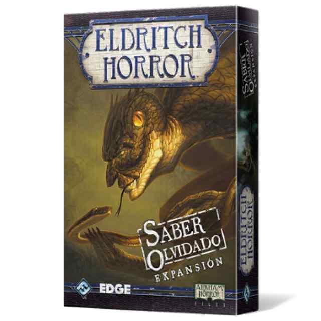 eldritch horror saber olvidado