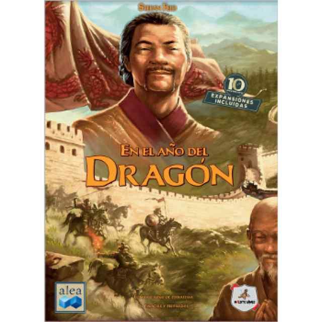 En el Año del Dragón: Edición 10º Aniversario TABLERUM