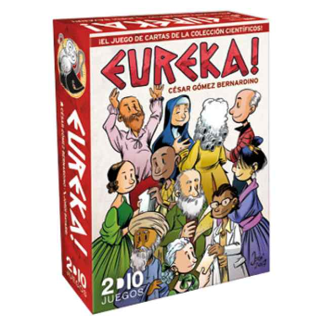 Eureka! (Verkami) TABLERUM