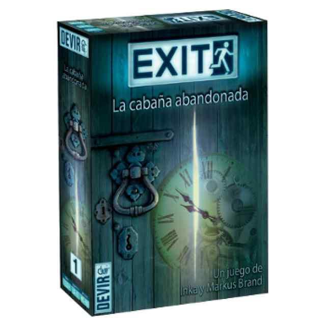 Exit: La Cabaña Abandonada Tablerum español