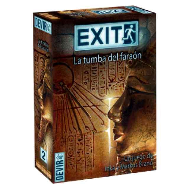 Exit: 2 La Tumba del Faraón Tablerum español