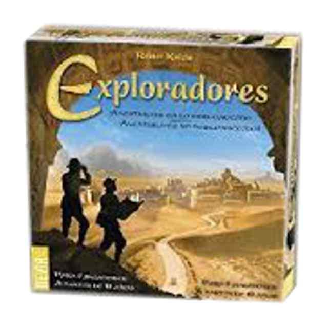 comprar juego exploradores