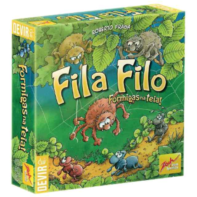 Fila Filo Spiel des Jahres 2015