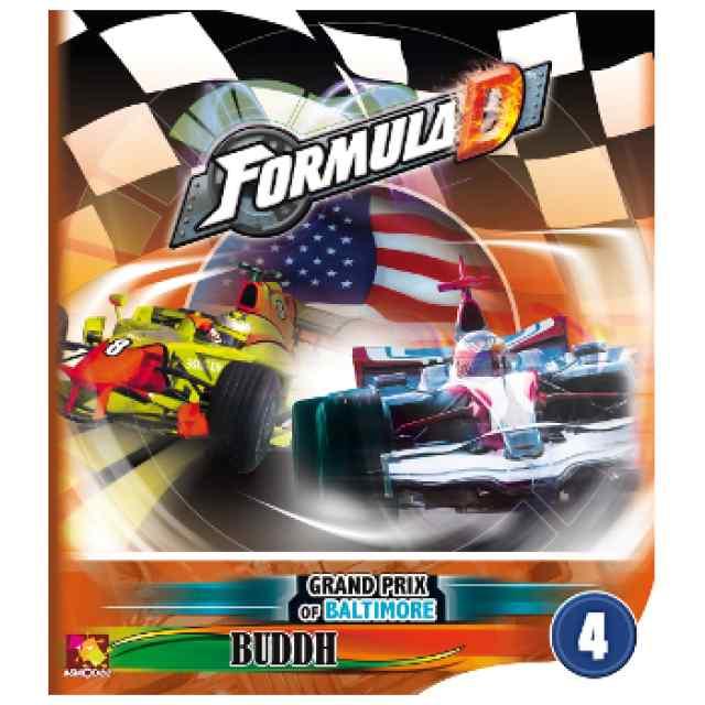 comprar Formula D Baltimore