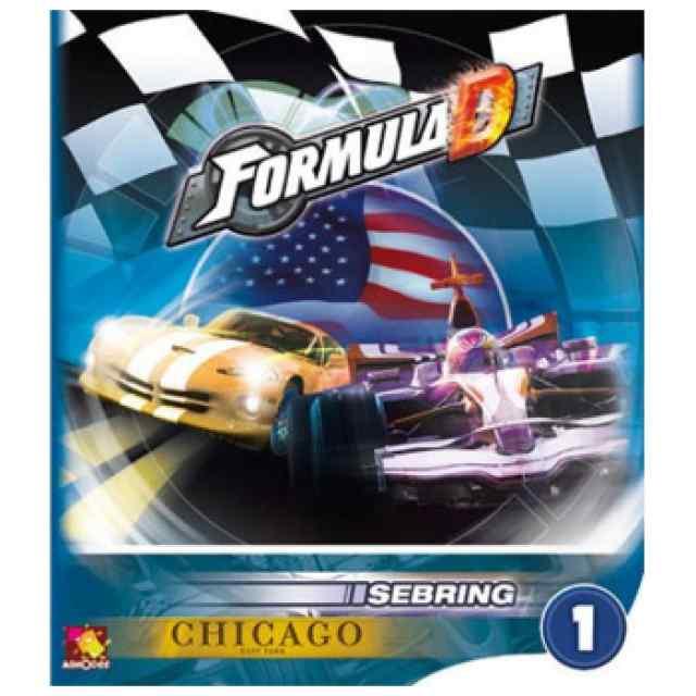 comprar Formula D Sebring expansión 1