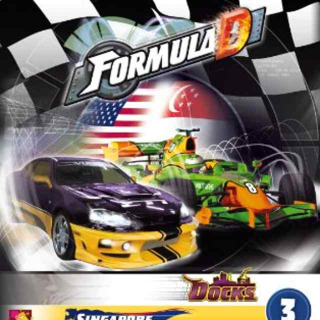 comprar Formula D Singapur expansión 3