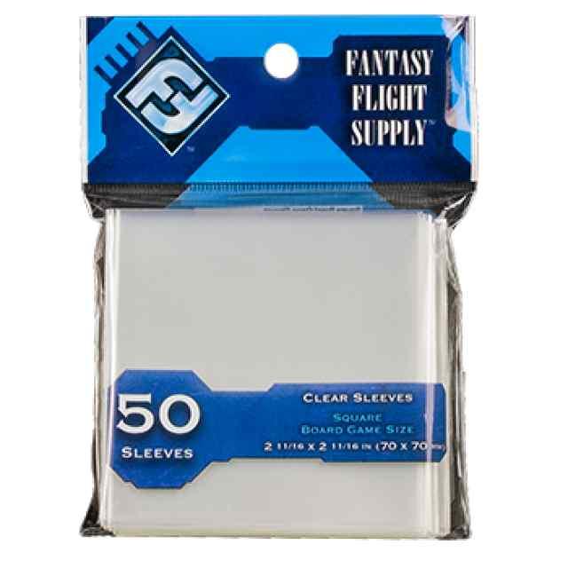 comprar Fundas Fantasy Flight Cuadradas (Celeste)