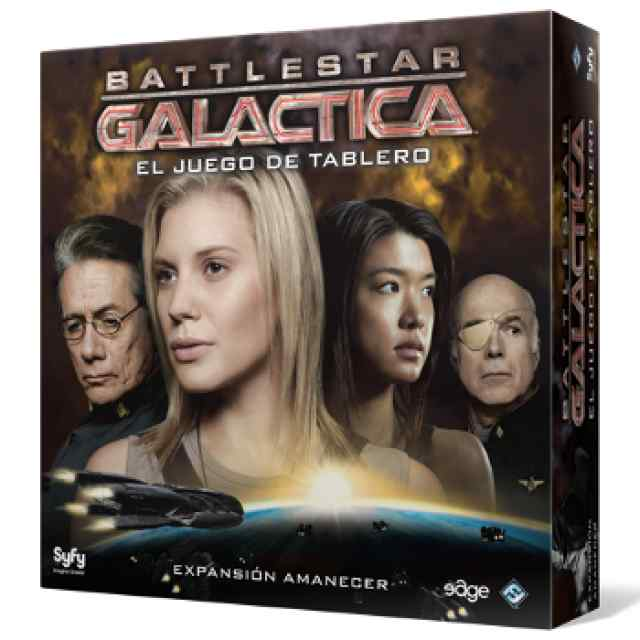 comprar Battlestar Galactica: Expansión Amanecer