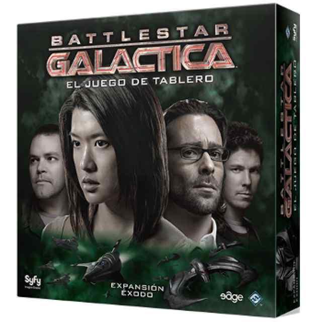 comprar Battlestar Galactica: Expansión Éxodo