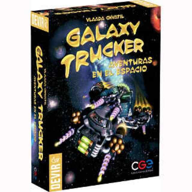 galaxy trucker juego