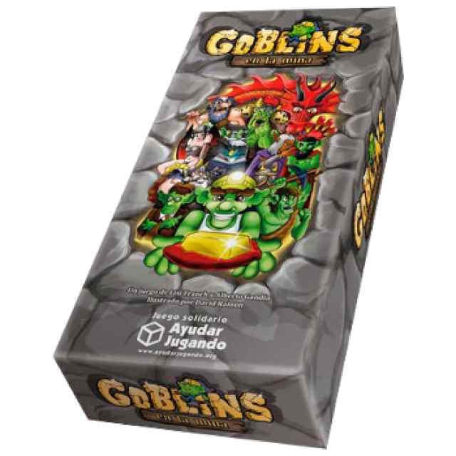 juego de mesa Goblins en la Mina