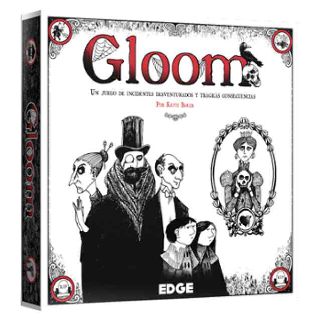 Gloom (2Ed) TABLERUM