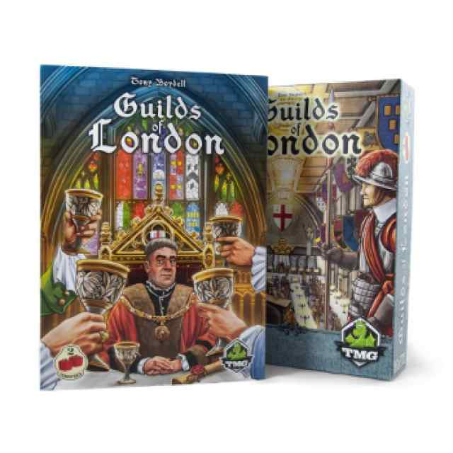 Guilds of London español
