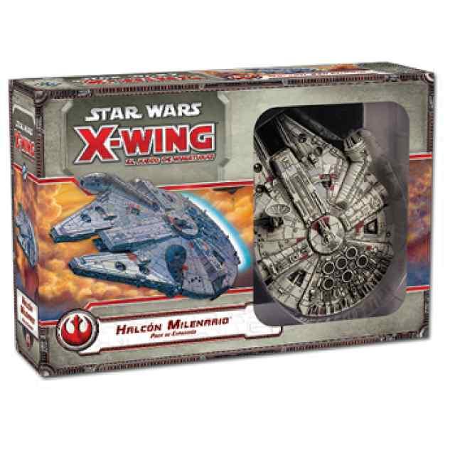 comprar x-wing halcon milenario
