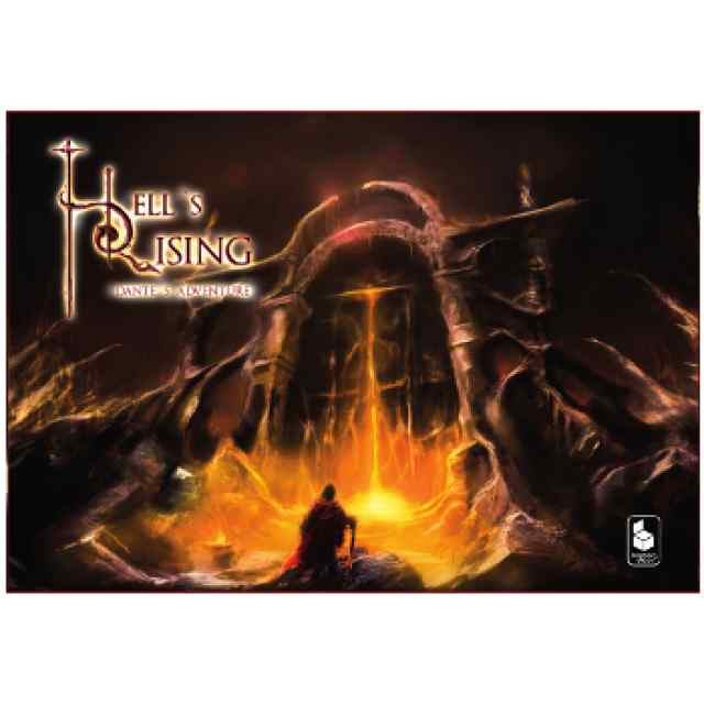 Hell's Rising: Dante's Adventure (Ed. Verkami) TABLERUM