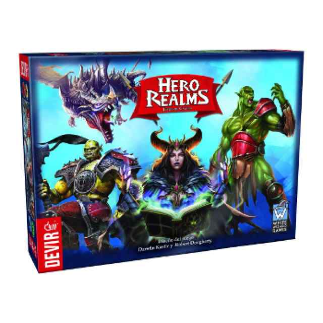 Hero Realms: Básico TABLERUM