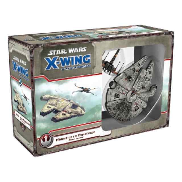 comprar X-Wing: Héroes de la Resistencia