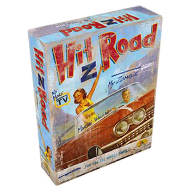 Hit Z Road Tablerum