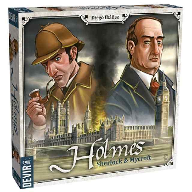comprar Holmes: Sherlock & Mycroft