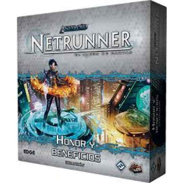 Android Netrunner: Honor y Beneficios