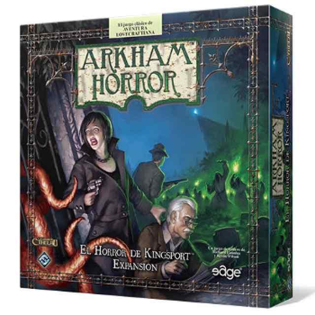 comprar Arkham Horror: El Horror de Kingsport