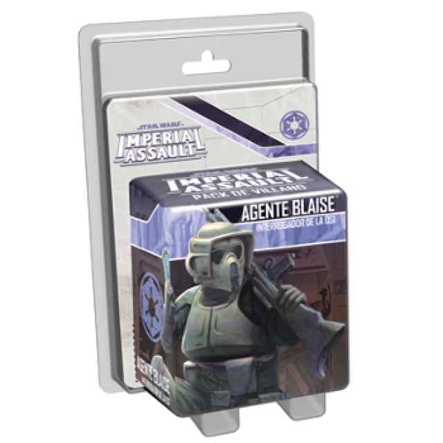 juego Imperial Assault: Agente Blaise