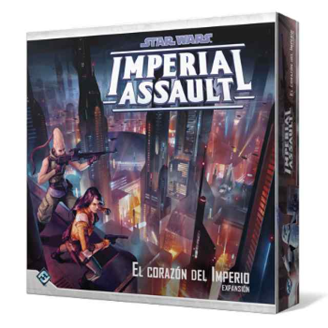 Imperial Assault: El Corazón del Imperio TABLERUM