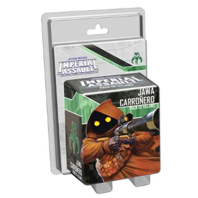comprar Imperial Assault: Jawa Carroñero