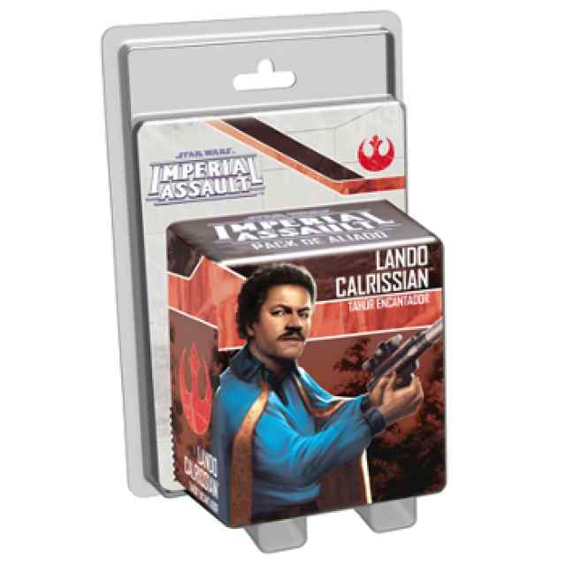 juego Imperial Assault: Lando Calrissian