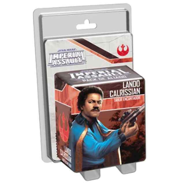 juego Imperial Assault: Lando Calrissian