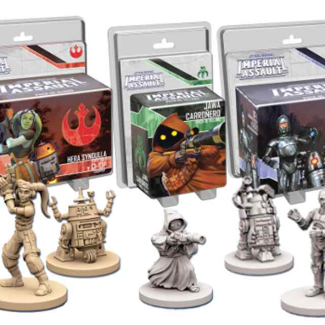 Star Wars: Imperial Assault Oleada 9