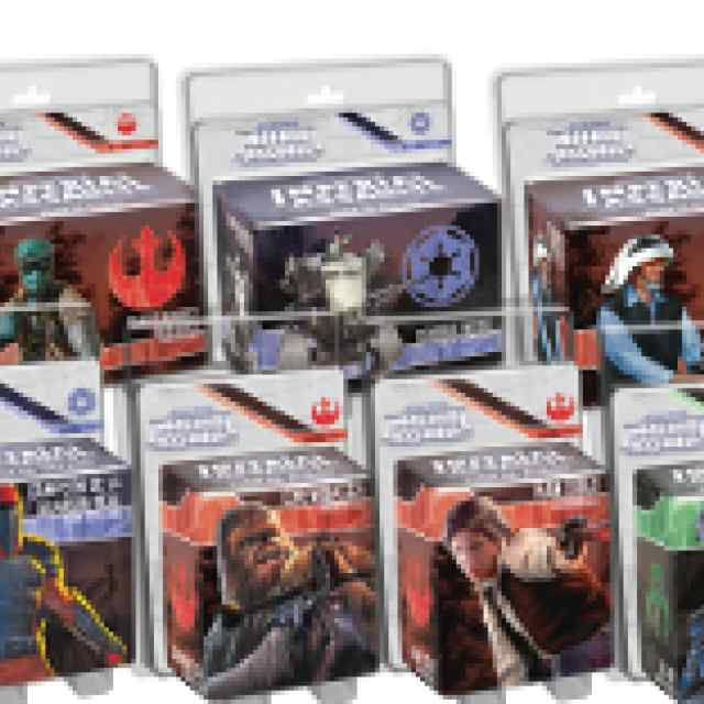 comprar Imperial Assault Wave 1