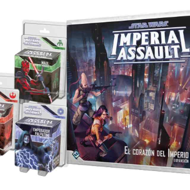 Imperial Assault Oleada 10 TABLERUM