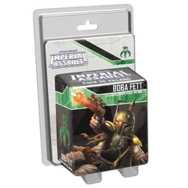 pack Star Wars: Imperial Assault Boba Fett