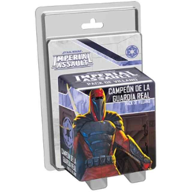 Star Wars: Imperial Assault Campeón de la Guardia Real comprar