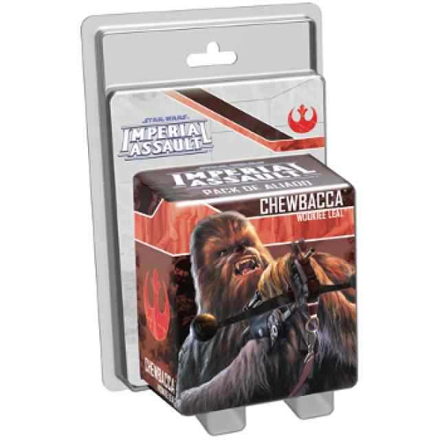Star Wars: Imperial Assault Chewbacca comprar