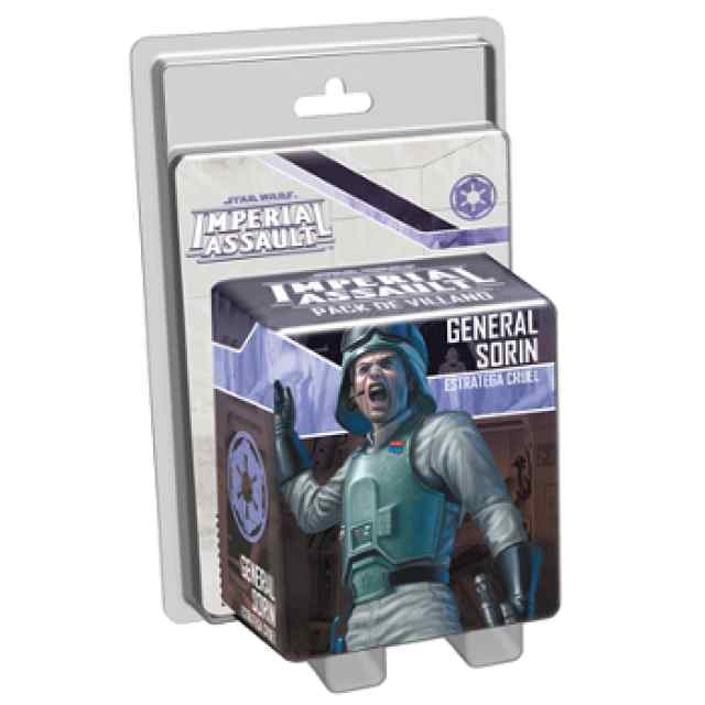 juego Imperial Assault: General Sorin, Estratega cruel