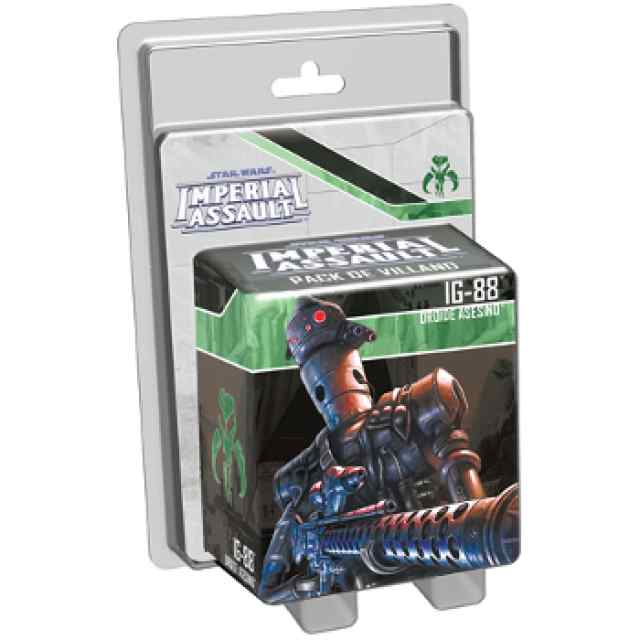 Star Wars: Imperial Assault IG-88 comprar