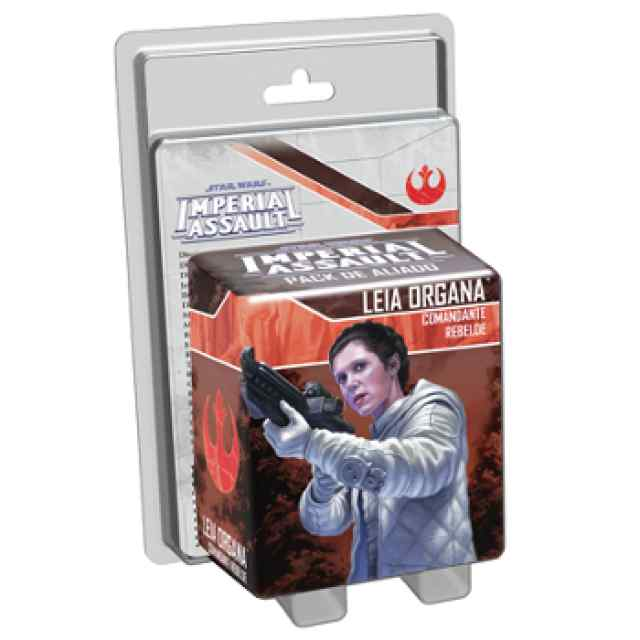 juego Imperial Assault Princesa Leia