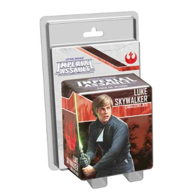 Imperial Assault: Luke Skywalker, Caballero Jedi
